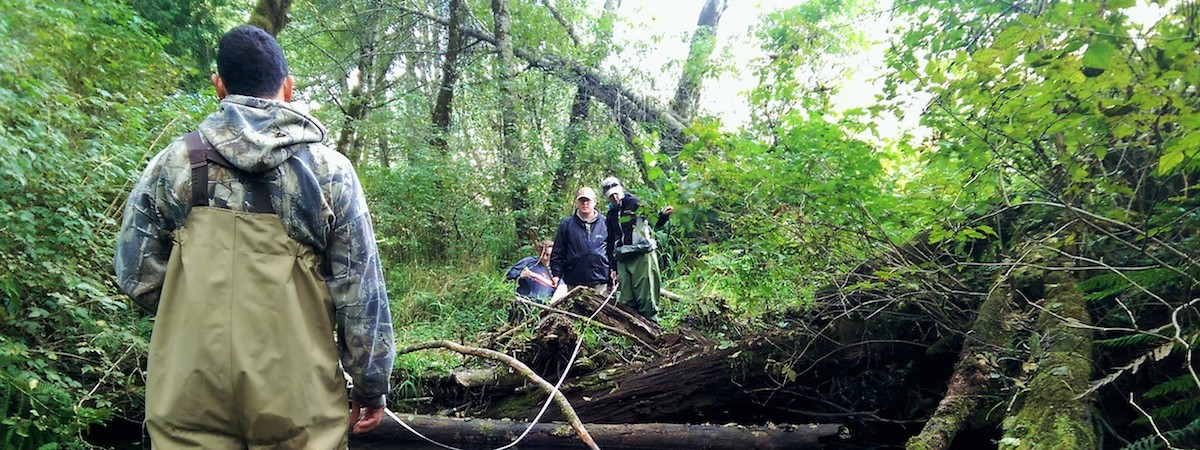 BS in Fisheries and Wildlife - Corvallis