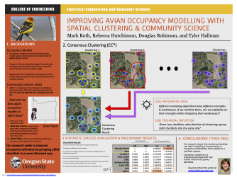 Poster 13 - Improving occupancy modeling with community science